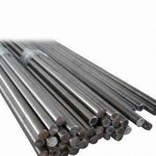 304 Stainless Steel Round Bar from UDAY STEEL & ENGG. CO.