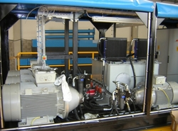 ELECTRIC MOTOR DRIVEN HYDRAULIC POWER UNIT from ACE CENTRO ENTERPRISES