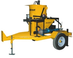 PORTABLE GROUT PUMP SUPPLIER IN MUSCAT from ACE CENTRO ENTERPRISES