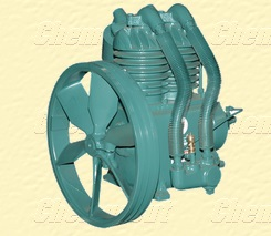 HIGH PRESSURE AIR COMPRESSOR FOR GROUT PUMP from ACE CENTRO ENTERPRISES
