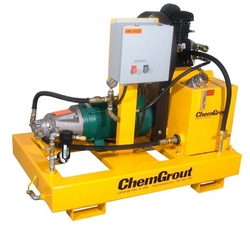 ELECTRIC DRIVEN HYDRAULIC POWERUNIT FOR GROUT PUMP from ACE CENTRO ENTERPRISES