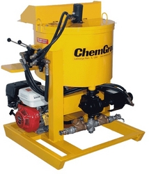 GAS POWERED, HYDRAULIC DRIVEN, SKID MOUNTED, GROUT from ACE CENTRO ENTERPRISES