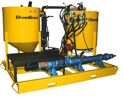 GROUT PUMPS AND COLLOIDAL MIXERS ON HIRE from ACE CENTRO ENTERPRISES