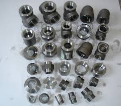 304 Stainless Steel Forged Fittings from NEW SEAS ALLOYS LLP