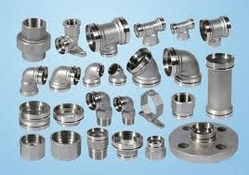 SS 321 Forged Fittings from UDAY STEEL & ENGG. CO.