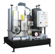 THERMAL OIL HEATER from LUTEIN GENERAL TRADING L.L.C
