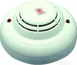 LIFECO Optical Smoke Detector LF-PE-4111 from LICHFIELD FIRE & SAFETY EQUIPMENT FZE - LIFECO
