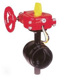 LIFECO Butterfly Valves UL-listed from LICHFIELD FIRE & SAFETY EQUIPMENT FZE - LIFECO