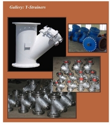 Strainers from NUTEC OVERSEAS