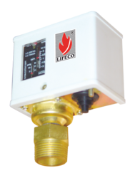 LIFECO Pressure Switch Model LF/JY from LICHFIELD FIRE & SAFETY EQUIPMENT FZE - LIFECO