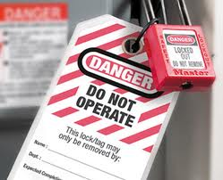 LOCK OUT & TAG OUT from LUTEIN GENERAL TRADING L.L.C