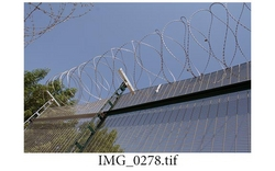 High Security Fence | Manufacture | Supplier from LINK MIDDLE EAST LTD