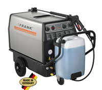 Hot Water Mobile Cleaners  from AL BWARDY TECHNICAL & INDUSTRIAL EST.(BITEC)