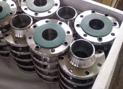 HASTELLOY FLANGES from UDAY STEEL & ENGG. CO.