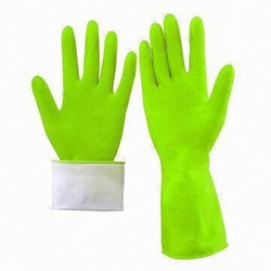 Household Rubber Gloves from AL MAS CLEANING MAT. TR. L.L.C