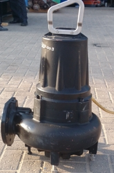 Caprari submersible sewage pumps  from LEO ENGINEERING SERVICES LLC