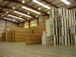 STORAGE SERVICE DUBAI from IDEA STAR PACKING MATERIALS TRADING LLC.