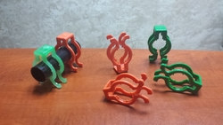 Rebar Clips from AL BARSHAA PLASTIC PRODUCT COMPANY LLC