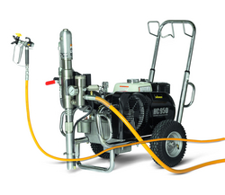 Stucco Spraying equipment UAE from OTAL L.L.C