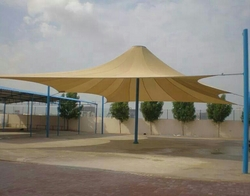 SCHOOL SUN SHADES IN DUBAI +971553866226 from AL BAIT AL MALAKI TENTS & SHADES. +971553866226
