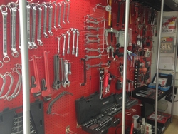 GARAGE EQUIPMENT from OTAL L.L.C