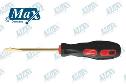 "Non Sparking Flat/Slotted Screwdriver 8"" from A ONE TOOLS TRADING LLC"