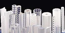Acrylic/PLASTICS RODS & TUBES from SABIN PLASTIC INDUSTRIES LLC