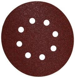 Velcro Sanding Disc supplier Dubai UAE from AL MANN TRADING (LLC)