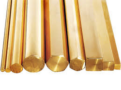 Brass Round & Flat Bar Supplier from AL MANN TRADING (LLC)