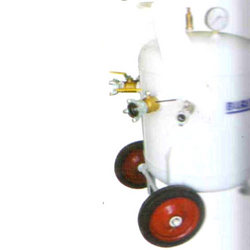 High Volume moister separator/Receiver tank from POWERBLAST LLC