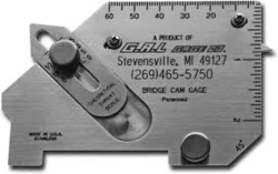BRIDGECAM TYPE GAUGE from ADEX INTERNATIONAL TOOLS LLC/INFO@ADEXUAE.COM