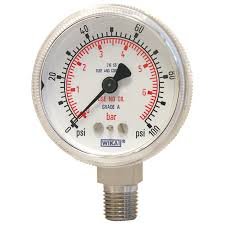 Pressure Gauges Suppliers UAE from AL BADRI TRADERS CO LLC
