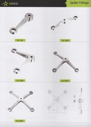 Spider Fittings UAE from STARS ALUMINIUM AND GLASS COMPANY LLC