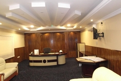 Luxury Office from LIBERTY BUILDING SYSTEMS