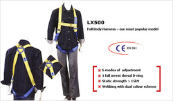 Safety Harnerss Liftek, Safety Harness, Safety Belt 04-4534894 abilitytrading@eim.ae from ABILITY TRADING LLC