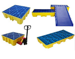 Oil Spill Pallets - SC-DP2 SC-DP4 SC-DPR from GULF SAFETY EQUIPS TRADING LLC