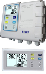 Duplex Pump Control Panel Model L922-B from LEADER PUMPS & MACHINERY - L L C