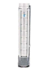 SHAKTI - STAINLESS STEEL SUBMERSIBLE PUMPS from SIS TECH GENERAL TRADING LLC