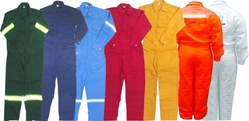 Coverall supplier in Abu Dhabi from DELMA ROYAL TRADING  L L C