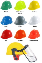 Safety Helmet supplier in Abu Dhabi from DELMA ROYAL TRADING  L L C