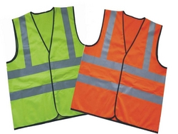 Safety Reflective Vest suppliers in Abu Dhabi from DELMA ROYAL TRADING  L L C