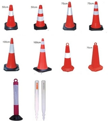 Traffic Cone suppliers in Abu Dhabi from DELMA ROYAL TRADING  L L C