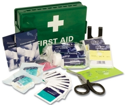 First Aid kit supplier in Abu Dhabi from DELMA ROYAL TRADING  L L C