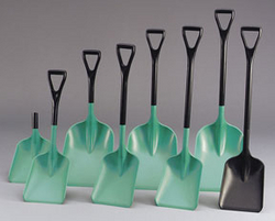 NON SPARKING SHOVELS from BETTER CHOICE BUILDING MATERIAL TRD. LLC