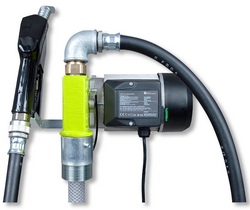 ELECTRIC ROTARY PUMP from BETTER CHOICE BUILDING MATERIAL TRD. LLC