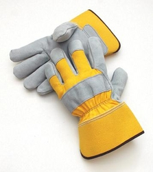 LEATHER GLOVES from BETTER CHOICE BUILDING MATERIAL TRD. LLC