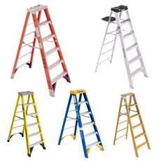 FIBRE GLASS LADDER from BETTER CHOICE BUILDING MATERIAL TRD. LLC