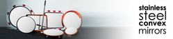 SS CONVEX MIRROR from BETTER CHOICE BUILDING MATERIAL TRD. LLC