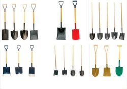 SHOVELS from BETTER CHOICE BUILDING MATERIAL TRD. LLC