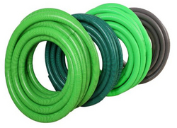 GREEN SUCTION HOSE from BETTER CHOICE BUILDING MATERIAL TRD. LLC